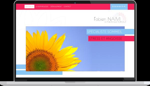 site internet sophrologue