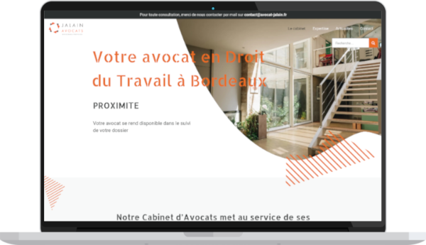 site internet cabinet avocat